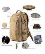 GEARDO Laser Cut Military Tactical Backpack EDC - $76.22+