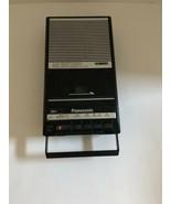 Panasonic RQ-2104  Slim Line Portable Cassette Tape Recorder Player Test... - $23.50
