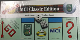 MCI Classic Edition [Brand New] Monopoly Board Game - $49.42