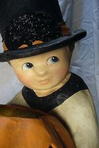 Bethany Lowe Large Pumpkin Surprise Boy Treater image 5