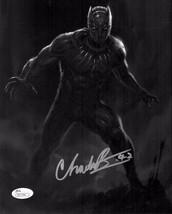 Chadwick Boseman Signed Photo 8X10 Rp Autographed * Black Panther - $19.99