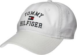 Tommy Hilfiger Men's Tommy Hat Embroidered Branding Logo Baseball Cap 6950130 image 5