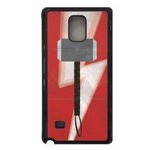 Avengers, Thor simbol Samsung Galaxy note edge case Customized Premium p... - $12.86