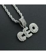 CEO Necklace Hip Hop - HC15434 - $29.15