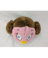 "Angry Birds Star Wars Princess Leia Plush 4"" 2012 Commonwealth Stuffed A... - $8.96"