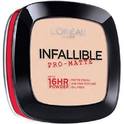 L'oreal Infallible Pro-Matte - Oil Free 16 HR Powder - YOU CHOOSE COLOR -  - $6.95 - $7.29