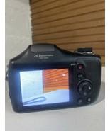 Cybershot Sony Camera dlsr 35x optical zoom black - $187.11