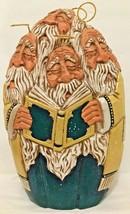 Coyne's & Company 4 Singing Angels Priests Figurine Wings Halo's DF 3309 - $39.55