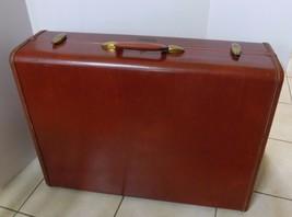 "Vitg Samsonite Shwayder Bros 26"" Hardcase Suitcase Home Decor End Table ... - $27.49"