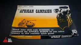 The African Campaign Board Game TSR edition 1973 FAST - £85.25 GBP