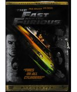 Freebie!  The Fast and the Furious (2001) Widescreen DVD - $0.00