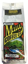 Maui Coffee Co. Toasted Coconut Hawaiian Blend Coffee - $16.98