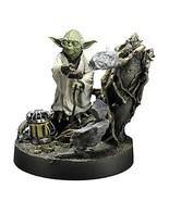 Kotobukiya Star Wars: Yoda ArtFX Statue (The Empire Strikes Back Version) - $296.51