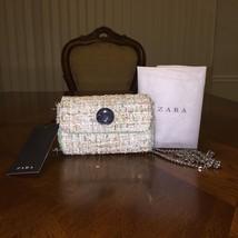 NWT Zara Fabric Mini Messenger Bag - $33.51