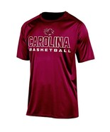 NCAA South Carolina Gamecocks Men's Impact T-Shirt, Large, Garnet - $12.95