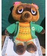 Build a Bear New Horizons Tom Nook Winter Gift Bundle with Phrases - $46.75