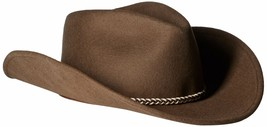 Stetson Men's Rawhide 3X Buffalo Felt Hat 7 1/2 Mink - $149.99