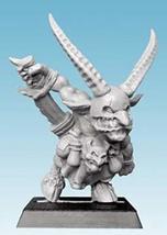 Spellcrow Game Miniatures Hobgoblin in Horned Helmet