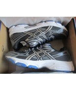 BNIB ASICS Gel-Galaxy 5 Men's Trail Running Shoes, Black/Lightning/Nauti... - $65.00