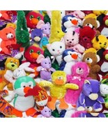 Regular Plush Animal Pre-pack Assortments 5-7 Inches Bulk (Pack of 144X) - $153.40