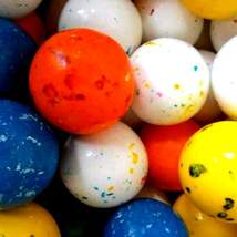 """Giant Balldozers 2.25"""" Jawbreakers 8 LBs Candy Centers - $39.99"""