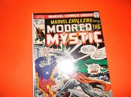 Marvel Chillers # 2 * MINT/GEM * Dec. 1975 * Mordred The Mystic * Trinidad Art! - $15.00