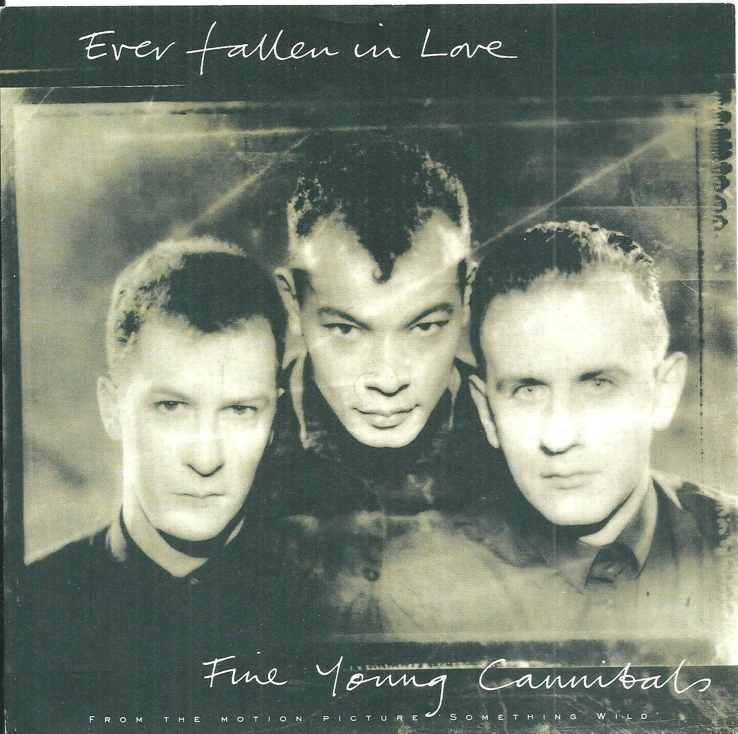 "Primary image for Fine Young Cannibals ‎– Ever Fallen In Love  7"" Vinyl  45rpm"