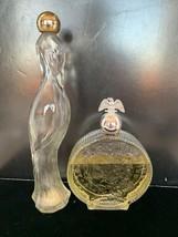 Vintage Avon Bottles Flamingo And Liberty Dollar - $8.00