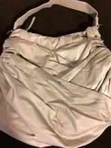 WOMENS KENNETH COLE REACTION Nylon Handbag Beig... - $21.40
