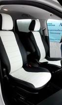 DAIHATSU TERIOS 2 (2006-) SEAT COVERS PERFORATED LEATHERETTE  - $232.65