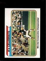 1974 TOPPS #479 WORLD SERIES SUMMARY EX NICELY CENTERED  *X7090 - $4.95