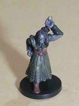Dungeons & Dragons Miniatures Cleric Of Kord #13 D&D Mini Collectible Wizards! - $7.99