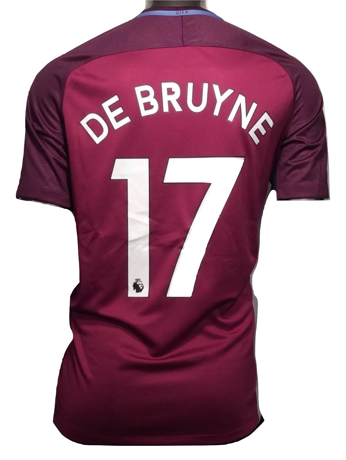 2017-18 Manchester City Nike Kevin De Bruyne and 50 similar items 036725534