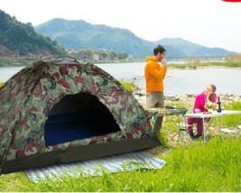 Camping Tent Outdoor Waterproof Anti-mosquito Anti UV Fishing Hunting 2 ... - $51.90
