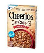 Cheerios Oat Crunch Cinnamon Cereal, 15.2 Ounce - $11.38