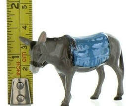 Hagen Renaker Specialty Nativity Donkey Ceramic Figurine image 2