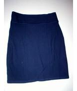 New Womens Girls Teen Hollister Skirt Black XS Stretch Cotton Elastane NWT  - $40.00