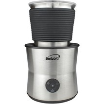 Brentwood Appliances GA-402S 15-Ounce Cordless Electric Milk Frother, Wa... - $93.86 CAD