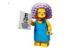 Lego 71009 The Simpsons Series 2 Minifigures Selma Bouvier #11 With Unused Code - $5.45
