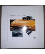 1999 Acura Catalog Sales Brochure NSX RL TL CL Integra SLX Excellent Ori... - $10.19