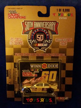 1998 Racing Champions 1:64 Toys R Us Gold 1/9998 #60 Winn Dixie Mark Martin - $7.55