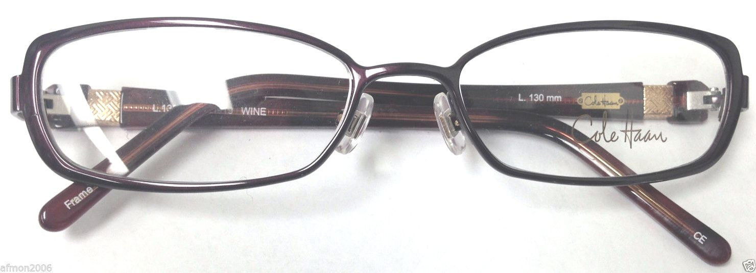 Cole Haan Glasses CH919 Eye Frames 51 16 and 12 similar items