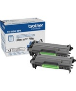Genuine Brother TN850 Genuine Brother Brand Toner 2 PACK   HL L6400DW  M... - $219.99