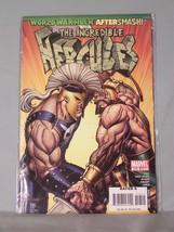 Marvel 113 World War Hulk: AfterSmash The Incredible Hercules - $2.53