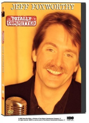 Jeff Foxworthy - Totally Committed Dvd