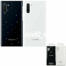Original SAMSUNG Galaxy Note10+ LED Back Cover For Galaxy Note 10 Plus image 1