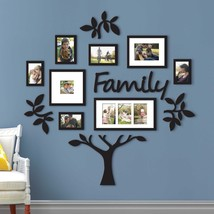 Family Tree Frame Collage Pictures Photo Frame Collage Photo Wall Mount Decor We - $23.98
