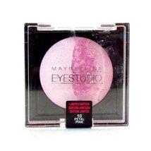 Maybelline EyeStudio eyeshadow 10 petal pink - $14.84