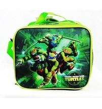 Teenage Mutant Ninja Turtles Soft Insulated School Lunch Box - $14.94