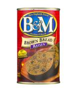 (10) B&M Canned Brown Raisin Breads. Burnham & Morrill B & M 16oz Ready ... - $40.50